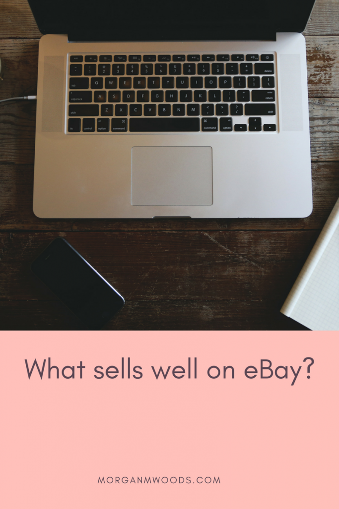what sells well on eBay?