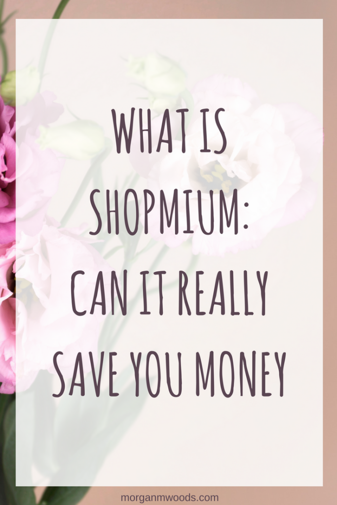 what is shopmium?