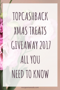Topcashback Xmas Treats Giveaway 2017 All You Need To Know