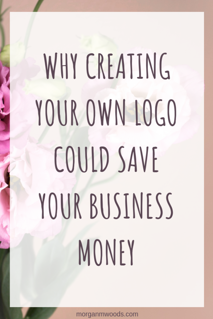 Why creating your own logo could save your business money