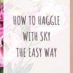 How to haggle with Sky the easy way