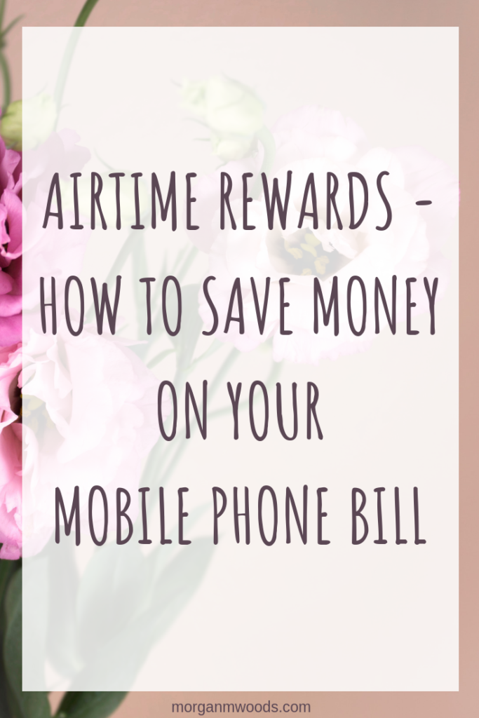 Airtime rewards - How to save money on your mobile phone bill